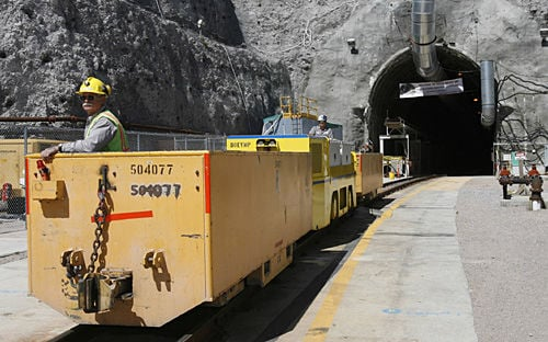 Governor challenges Yucca Mountain call