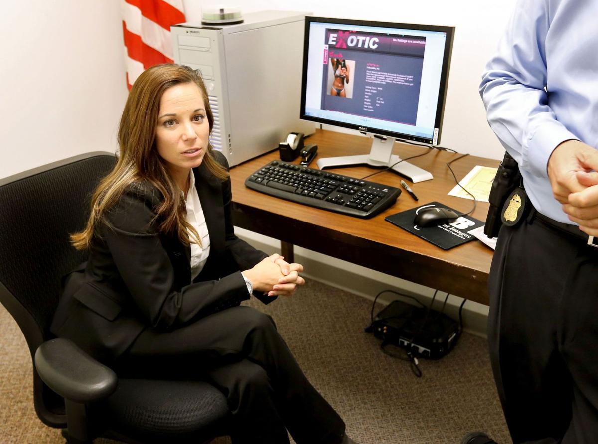 FBI: More resources needed to target trafficking online NIGHTMARE OF SEX TRAFFICKING