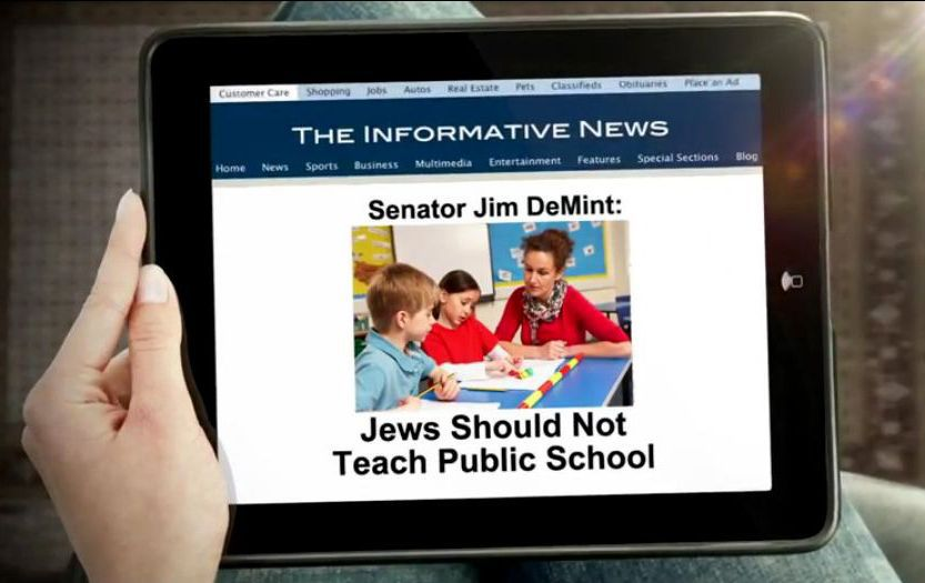 Local TV station pulls anti-DeMint ad