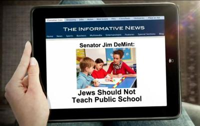 Local TV station pulls anti-DeMint ad