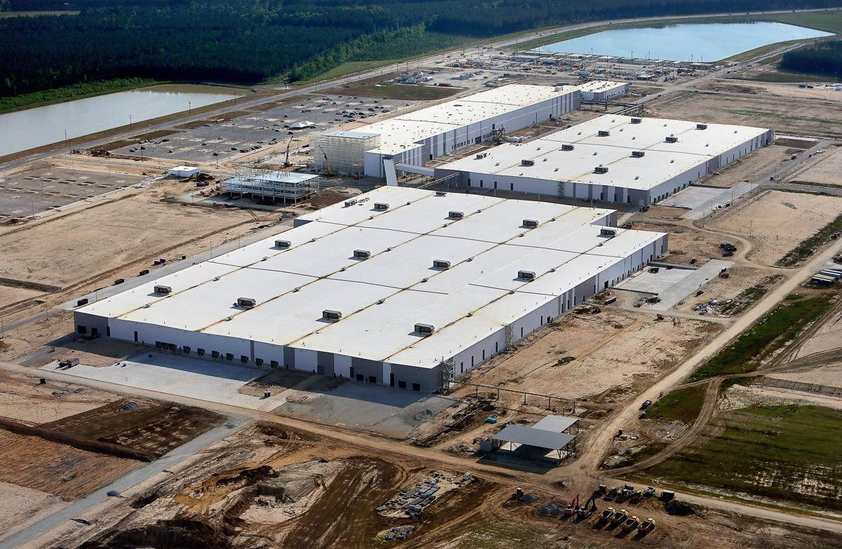 sources: volvo plant in berkeley county to invest $1b, bring 3,900