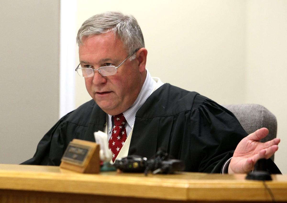 S.C. Supreme Court replaces Charleston County Chief Magistrate Gosnell