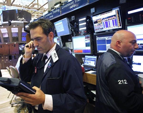 Europe crisis sends stocks downward: Dow drops 151.44 points; S&P loses 24.31; Nasdaq off 57.19