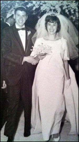 """Mr.and Mrs. Seymour """"Sy"""" Rosenthal"""