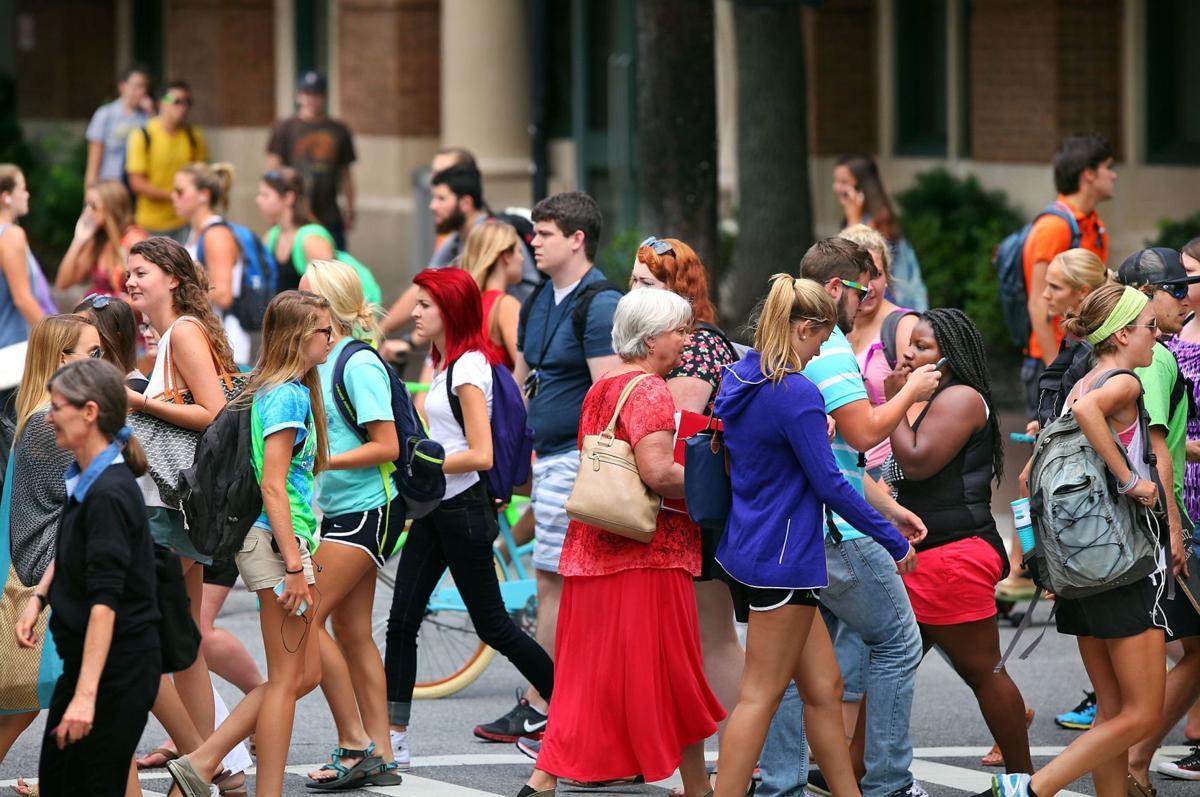 More seniors taking classes at College of Charleston