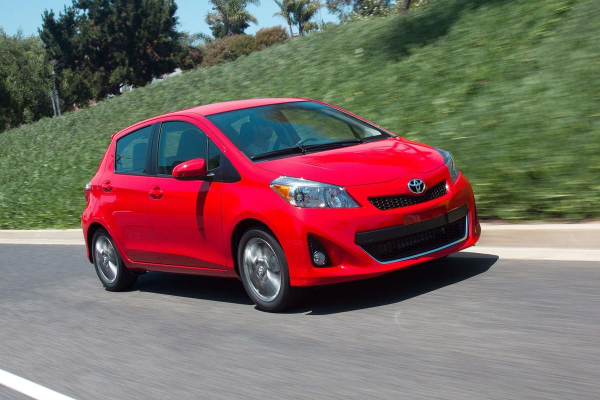 Style upgrade, top-end fuel mileage lift new Toyota Yaris