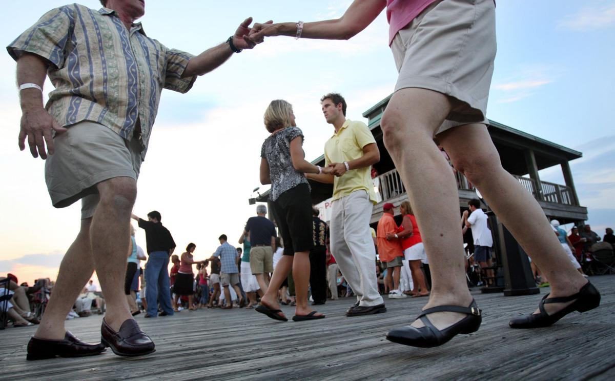 Moonlight Mixers return to Folly Beach this weekend