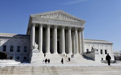 U.S. Supreme Court strikes down overall campaign contribution limits