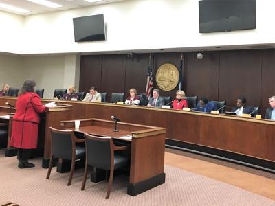 Hearing on Jay Lucas' bill