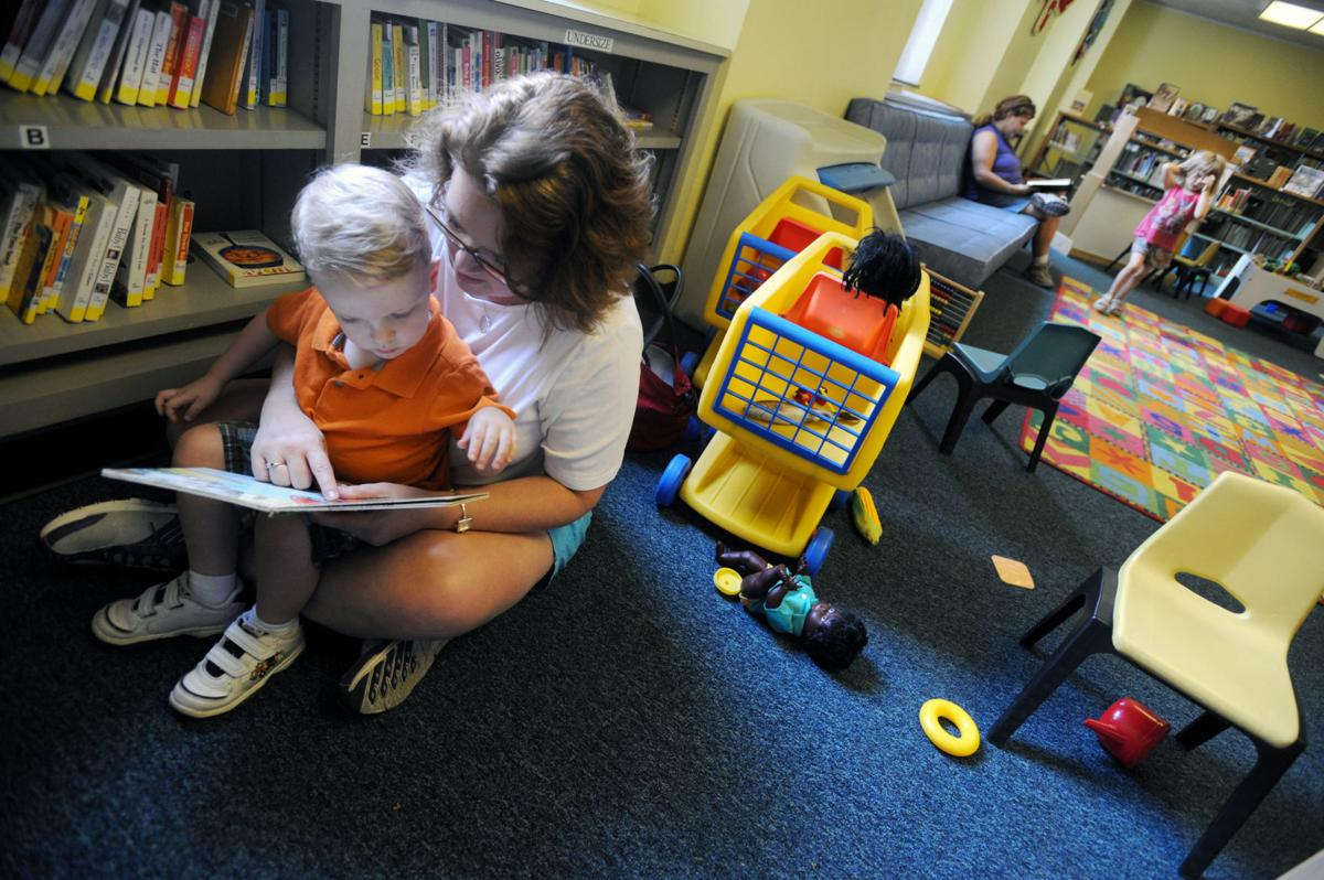 Boost summer reading by letting children choose their books