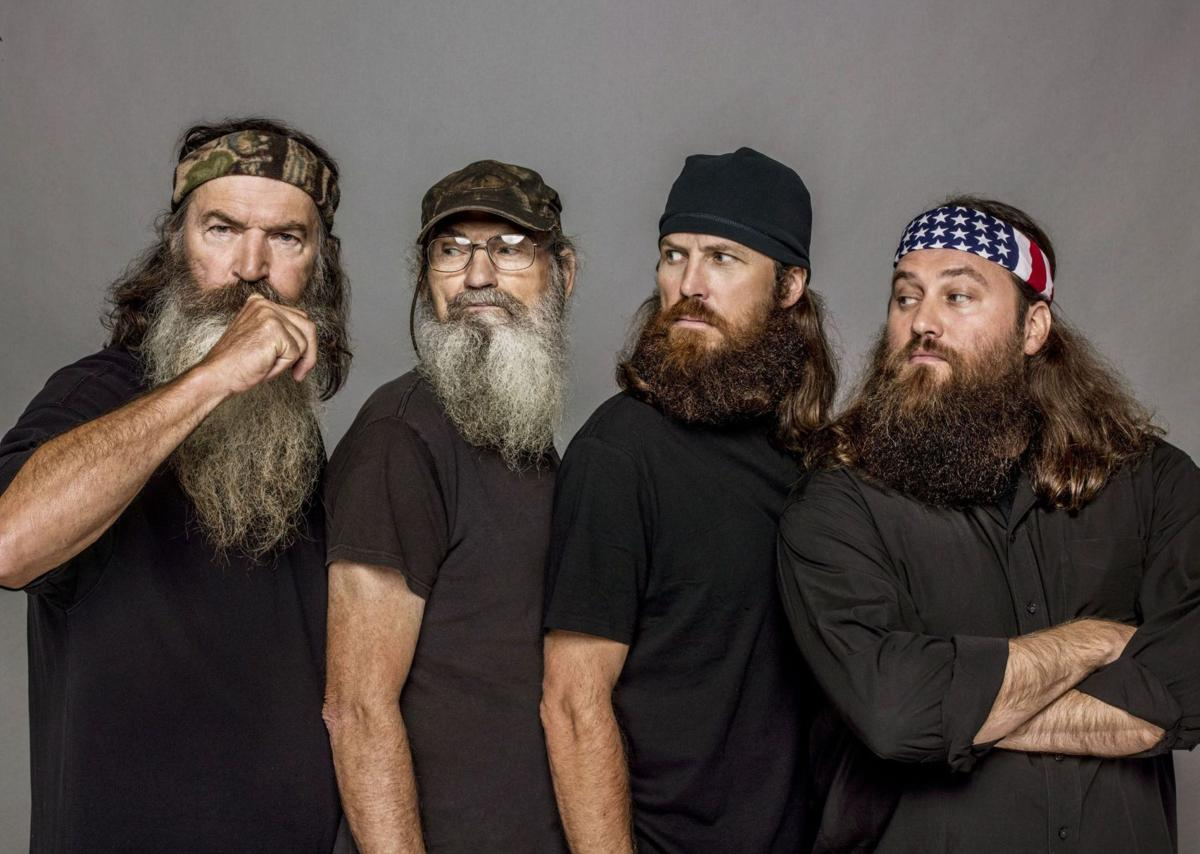 'Duck Dynasty' musical debuts in Vegas