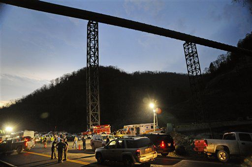 Independent study faults owner in W.Va. coal blast
