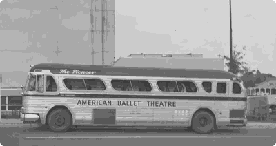 ABT bus from the 1940s and 1950s