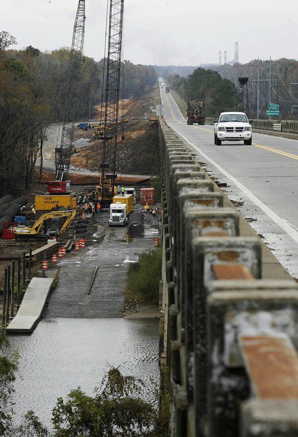 Bridge project near Congaree National Park gets go-ahead