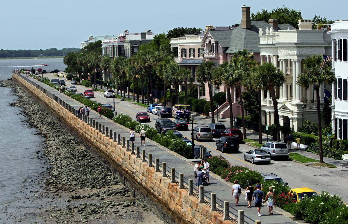 Charleston named top tourist city in the world