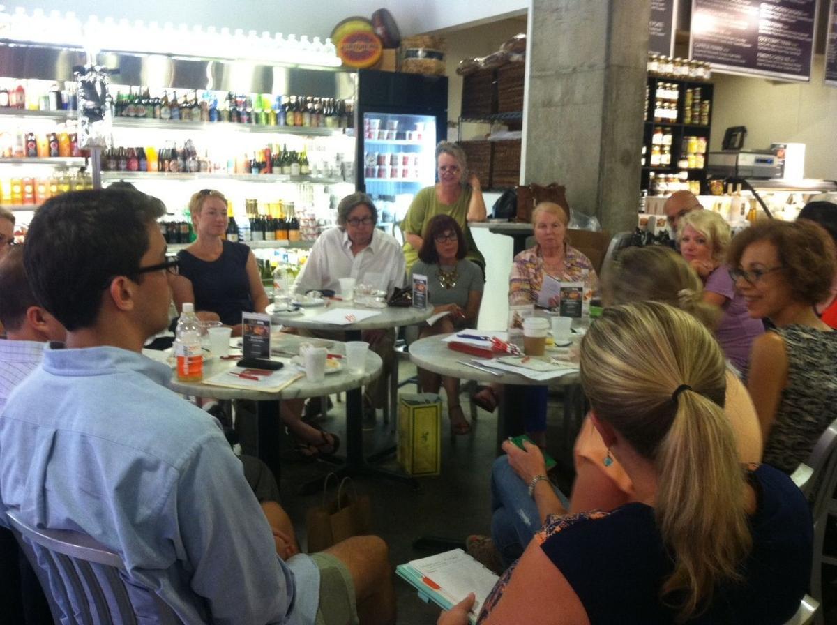 Specialty Food group eyes Charleston