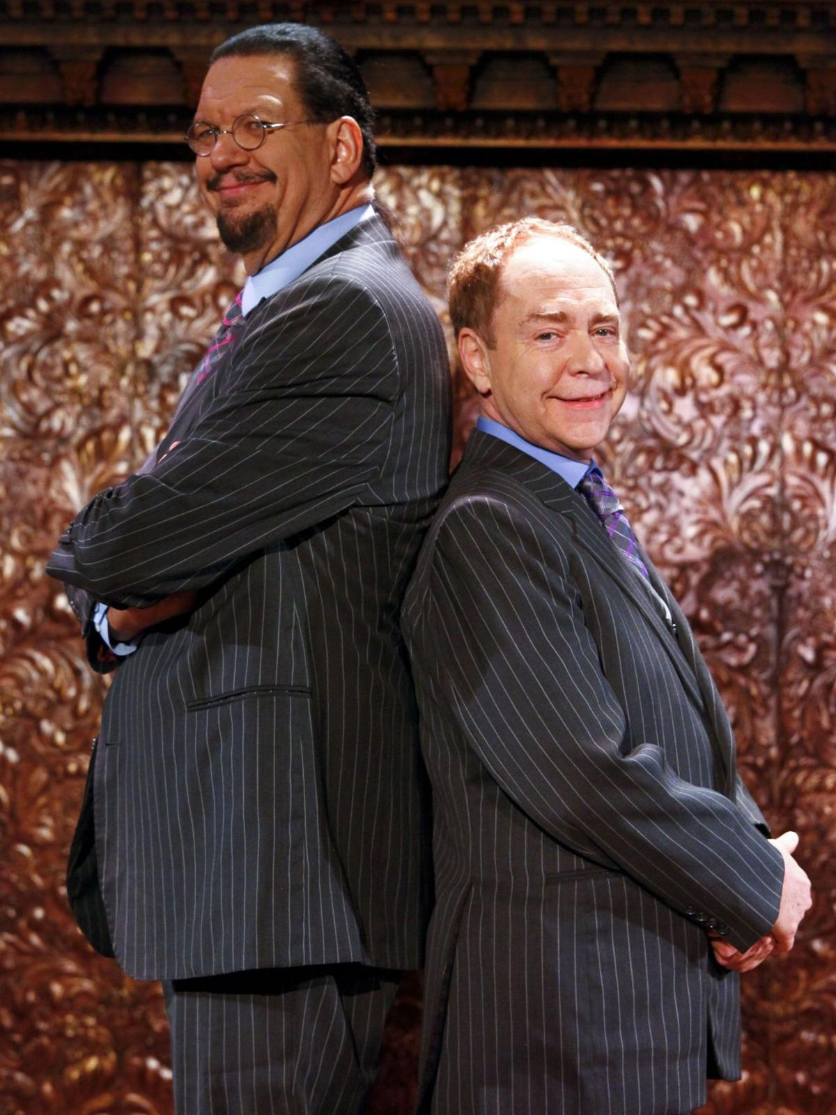 'Penn & Teller on Broadway'