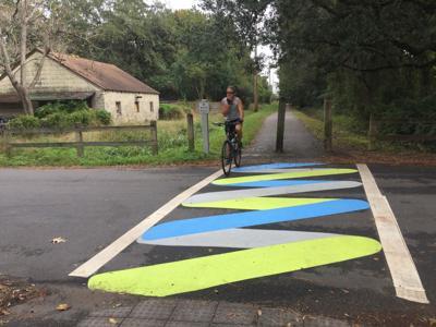 Greenway mural