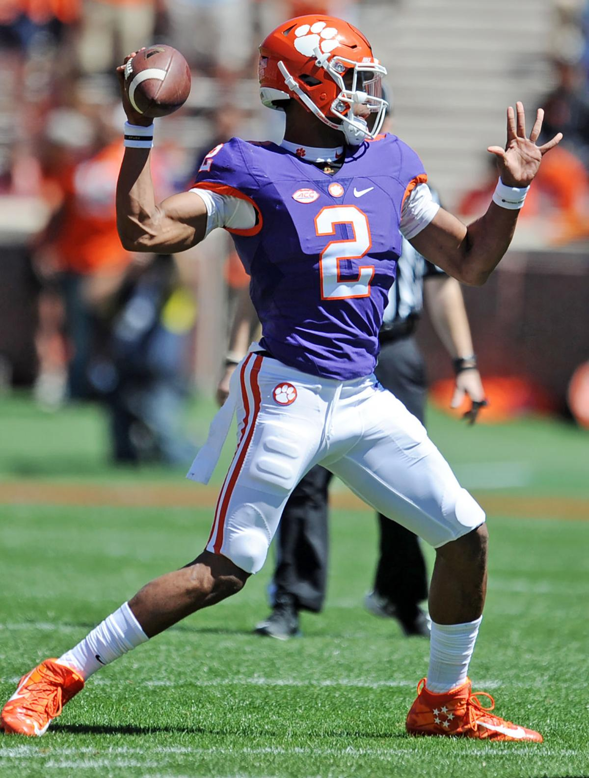 Silicon Valley Internship Gives 7 Clemson Players