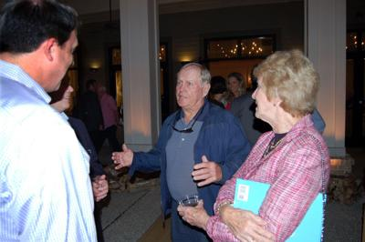 Golf legend Nicklaus attends Mount Pleasant grand opening of expanding realty lead by his son