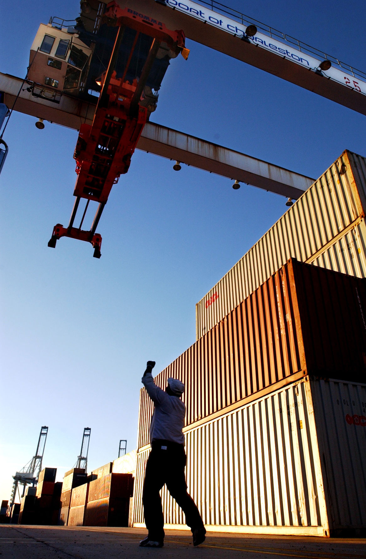 Get out! Charleston trade program targets exports