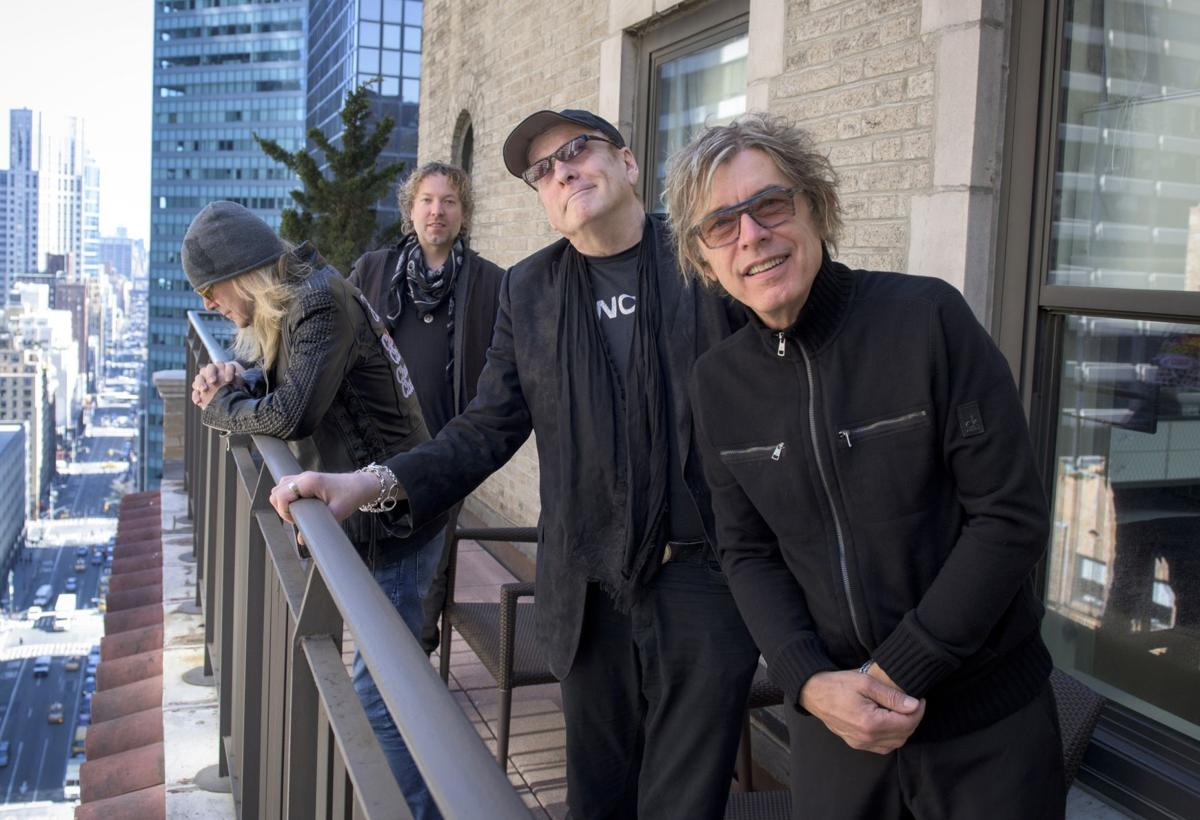 New hall of famers Cheap Trick return to classic sound