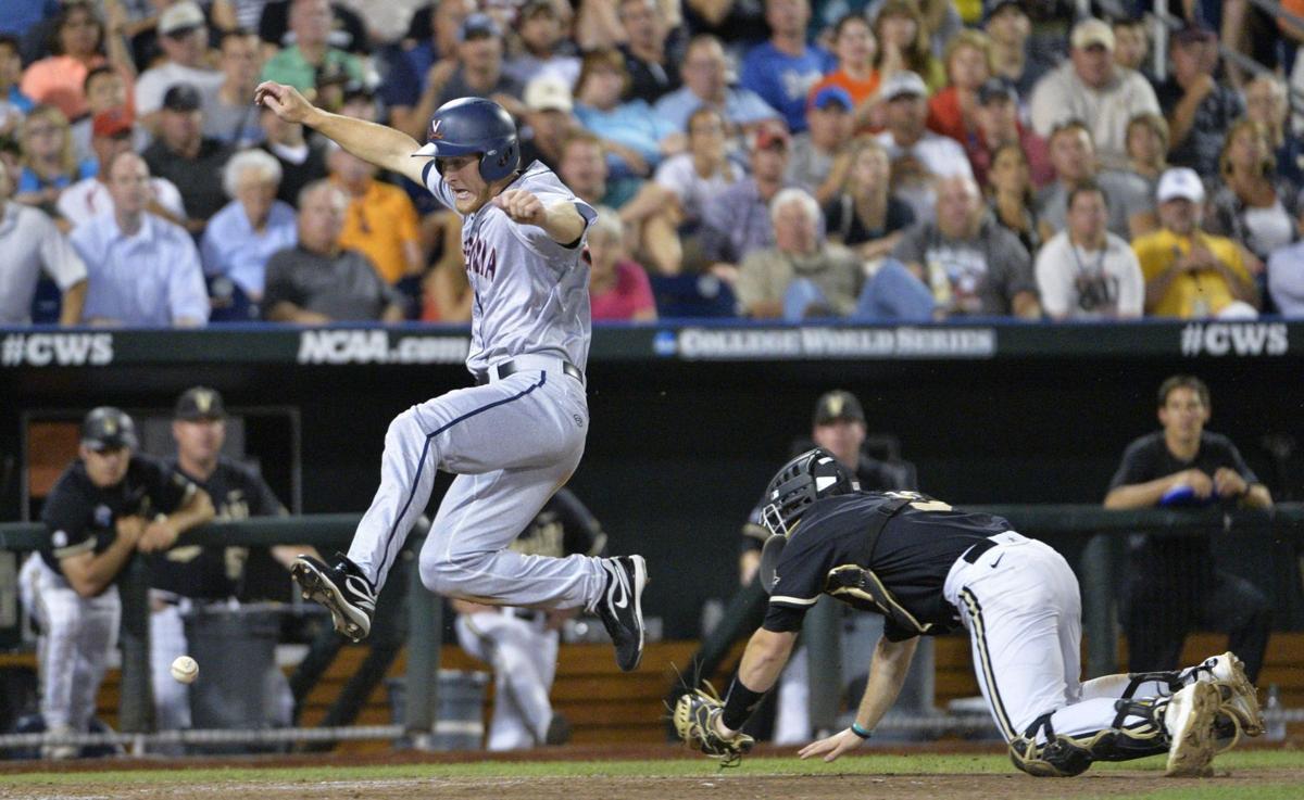 Virginia baseball heads to Charleston