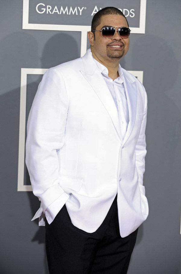 LA coroner says Heavy D died of natural causes