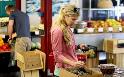 Indie markets A fresh, local draw Smaller stores gain following for produce, more
