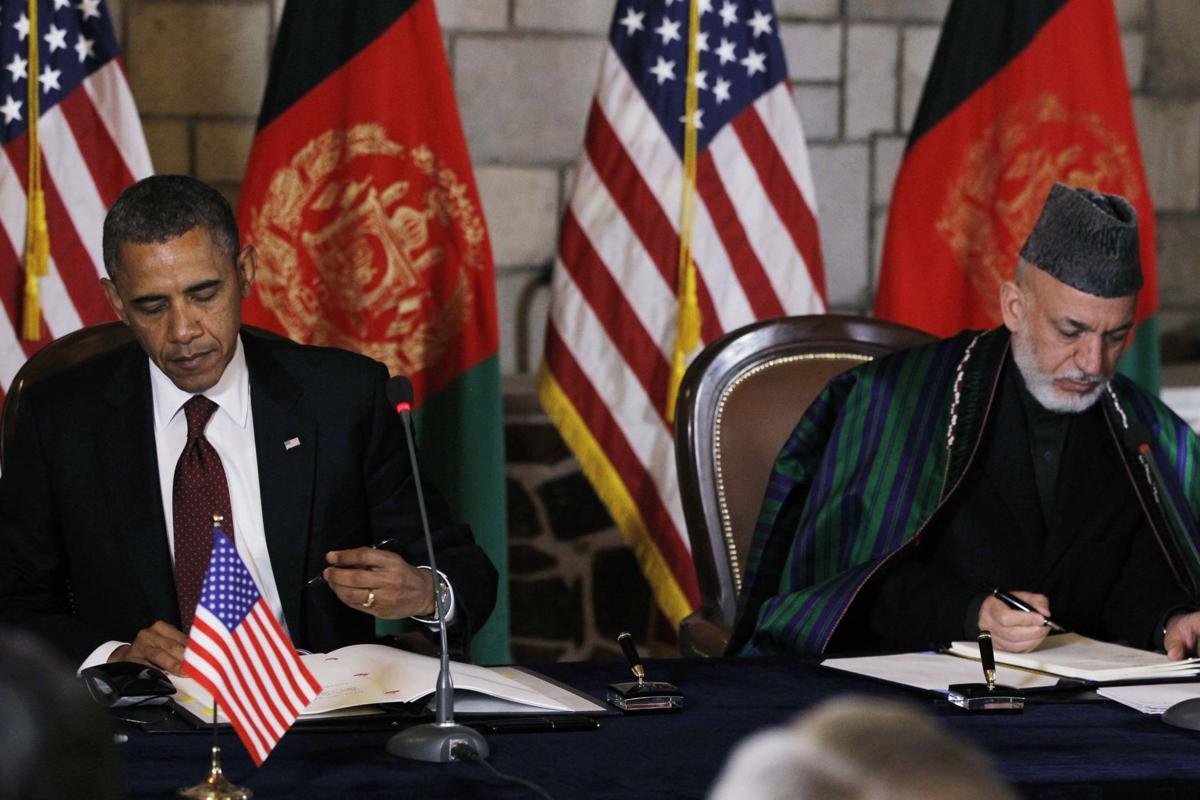 Pact shows Karzai needs U.S. help