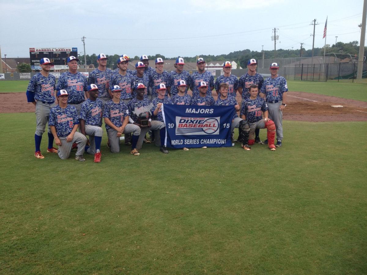 Singleton shines as N. Charleston squads sweeps Dixie baseball titles