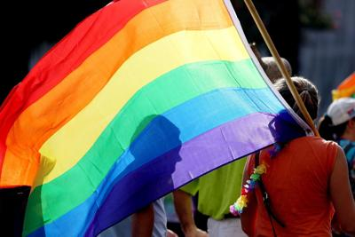 Charleston Pride flag (copy)