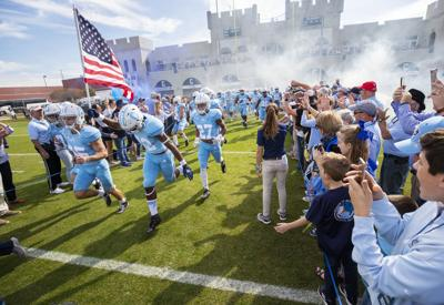Citadel's 2020 football schedule includes six home games, payday at Clemson