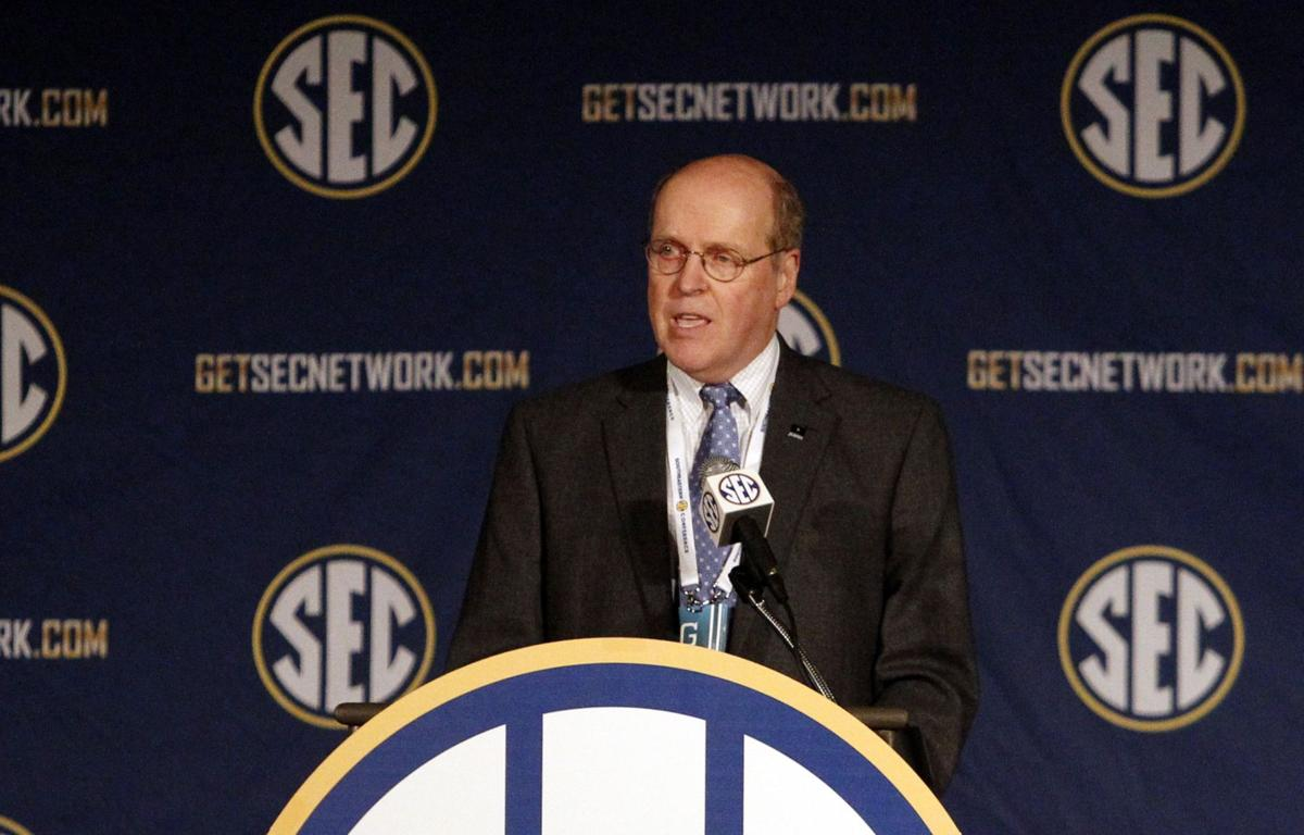 BCS director explains College Football Playoffs selection process at SEC Media Days