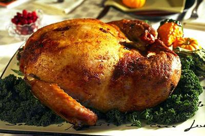 From quail to turducken, holiday feast is sure to please