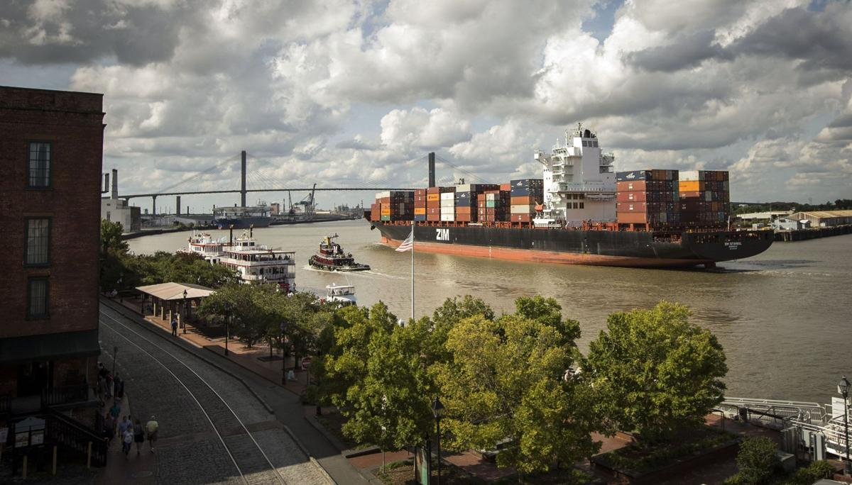 Busy spring puts Georgia ports on track for record fiscal year