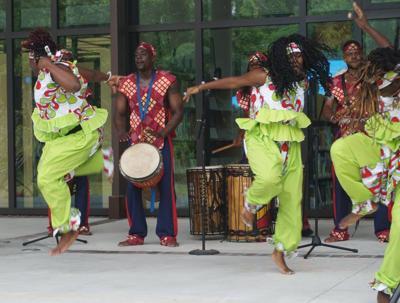 Gullah-Geechee festival