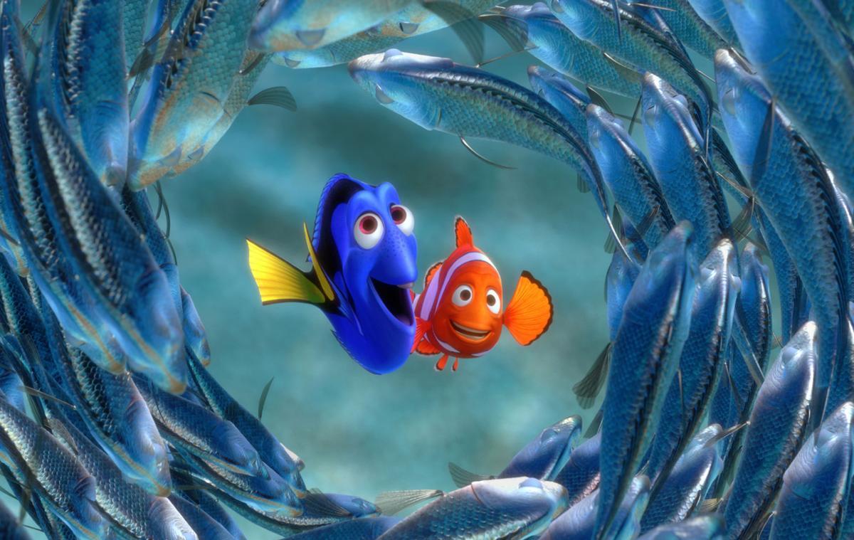 'Finding Nemo' even better in 3-D