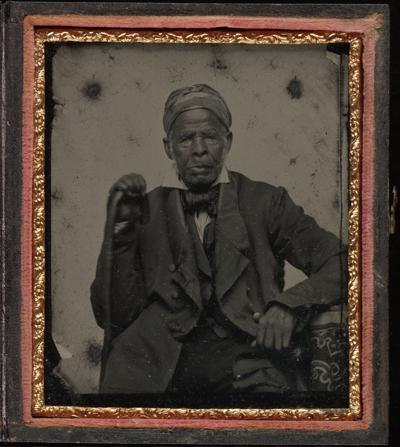 A quest for the true identity of Omar ibn Said, a Muslim man enslaved in the Carolinas