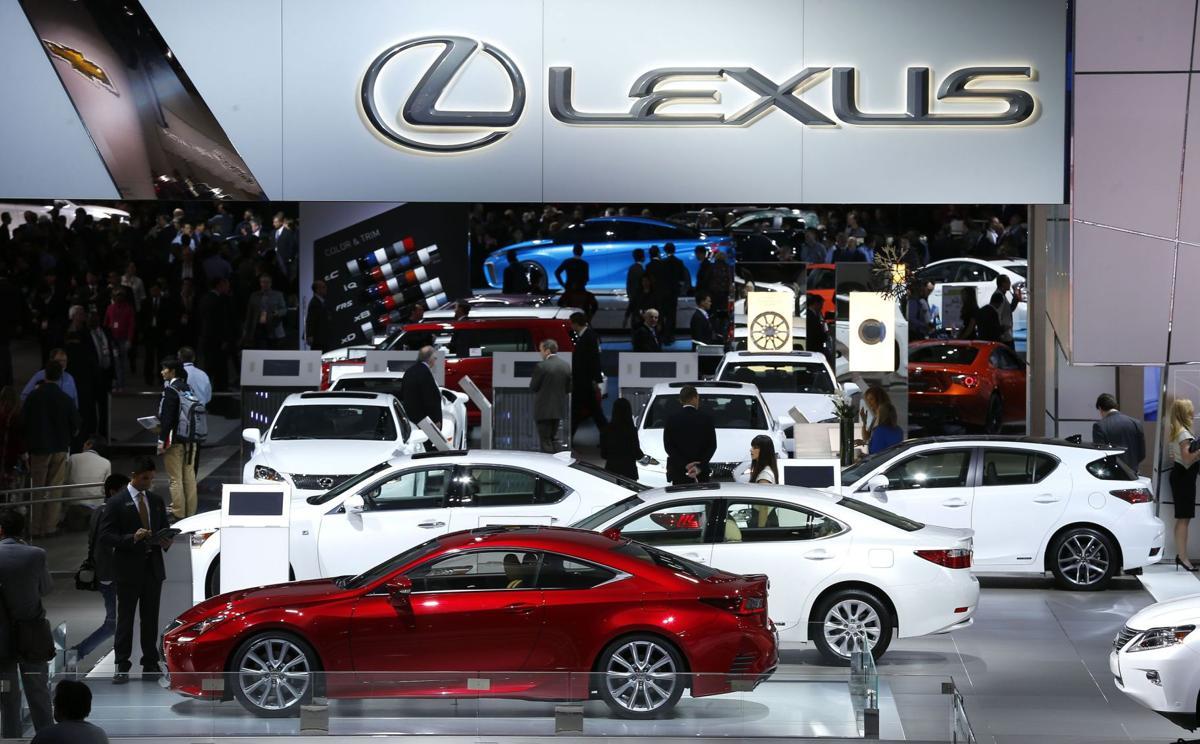 Survey: Lexus still leads pack in dependability