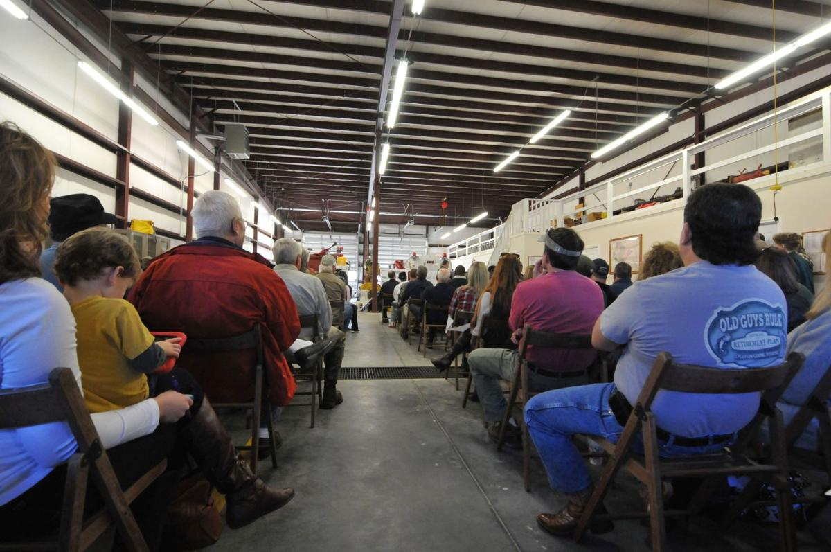 Camp Hall water line could pit county against residents