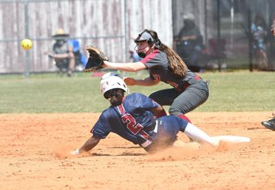 Swamp Foxes open softball playoffs with a win