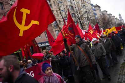 Germany Socialist Memorial Day