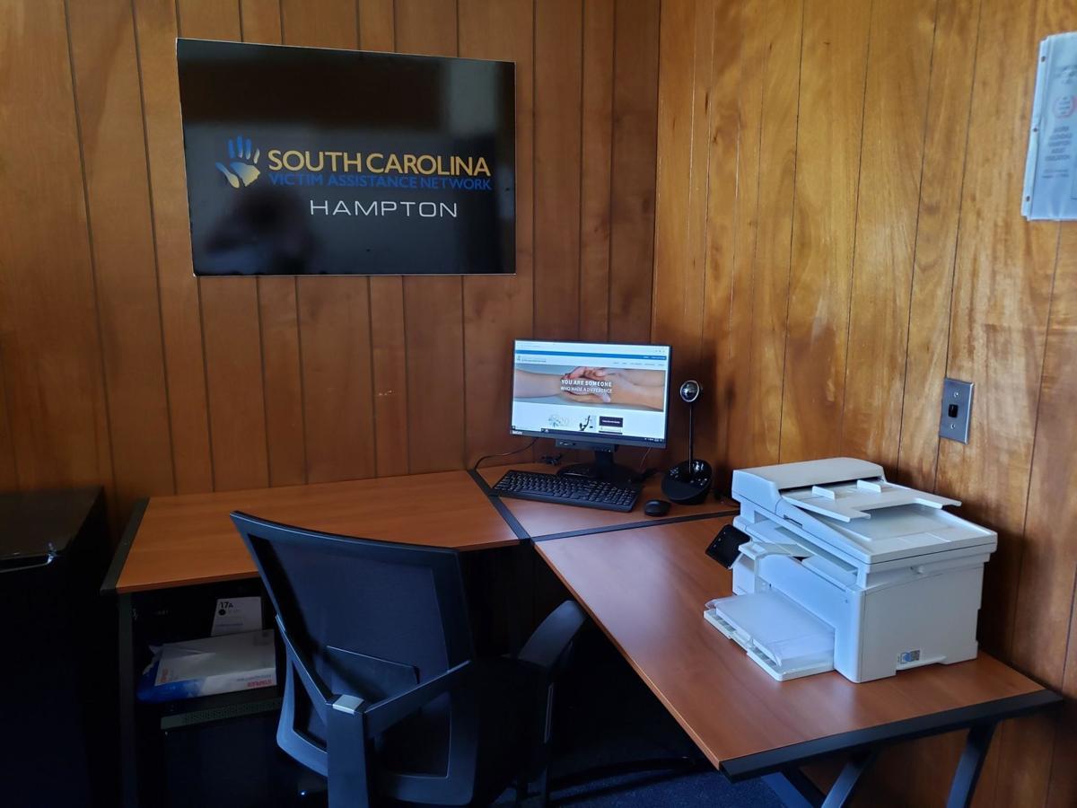 SCVAN client center