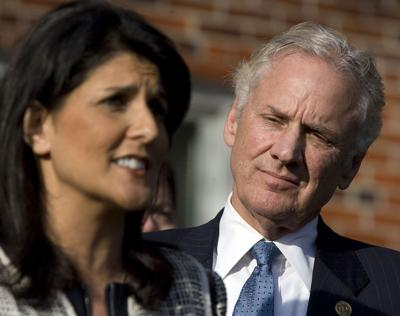 Haley presses issues as 2016 session wanes
