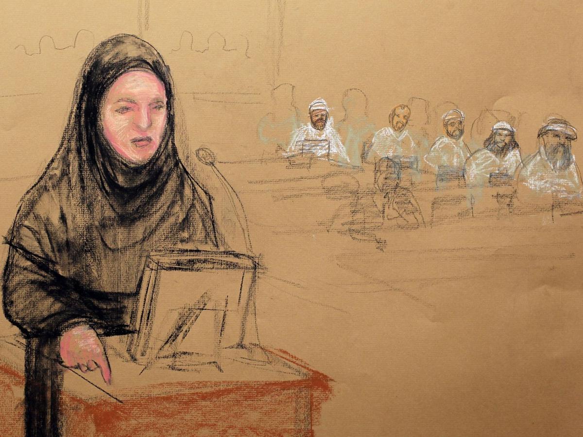 9/11 defendants ignore judge