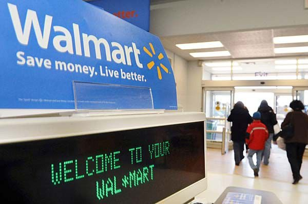 WISE COLUMN: Christmas jingle arrives early at Walmart