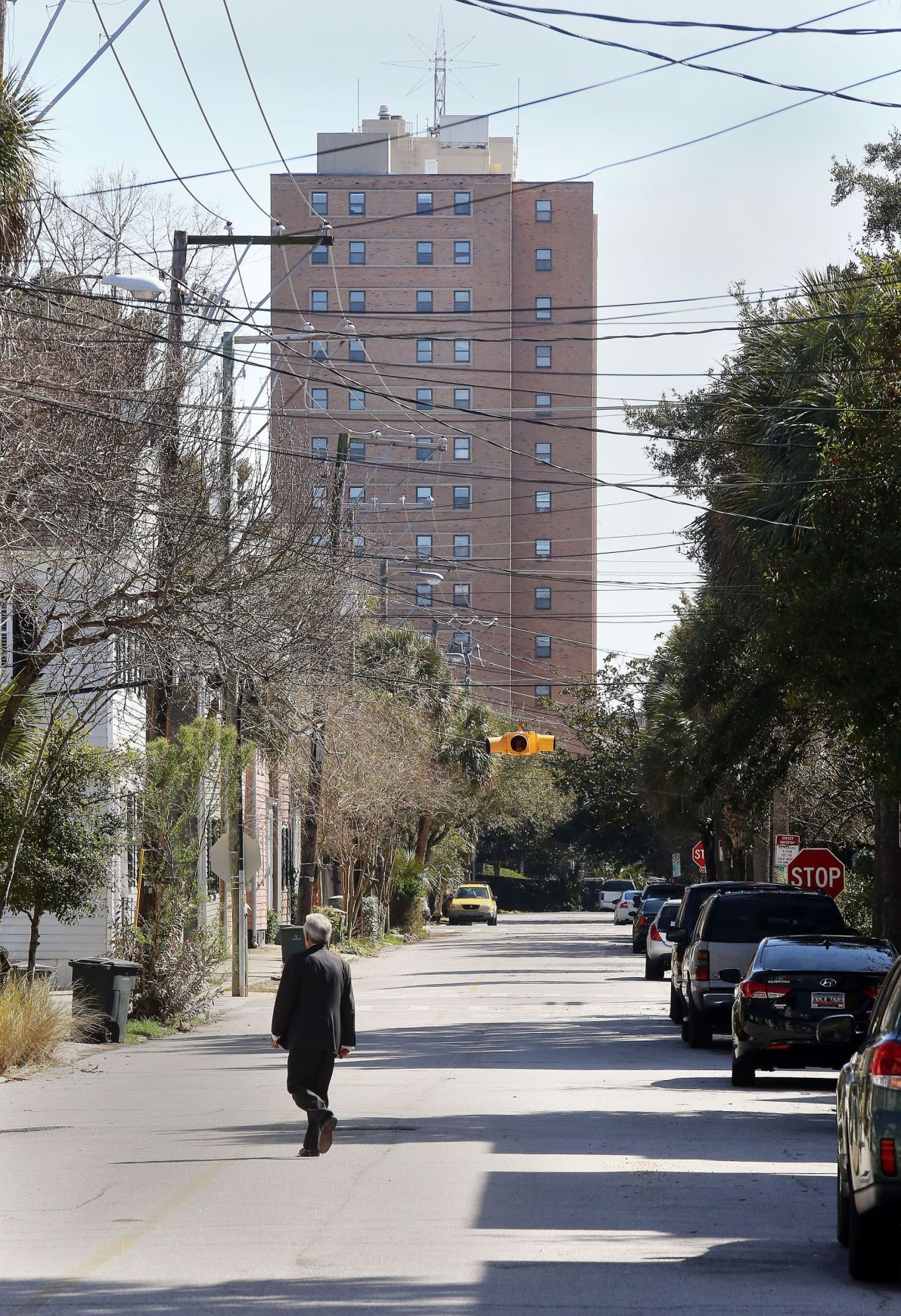 Historic Charleston Foundation seeking to join Jasper suit