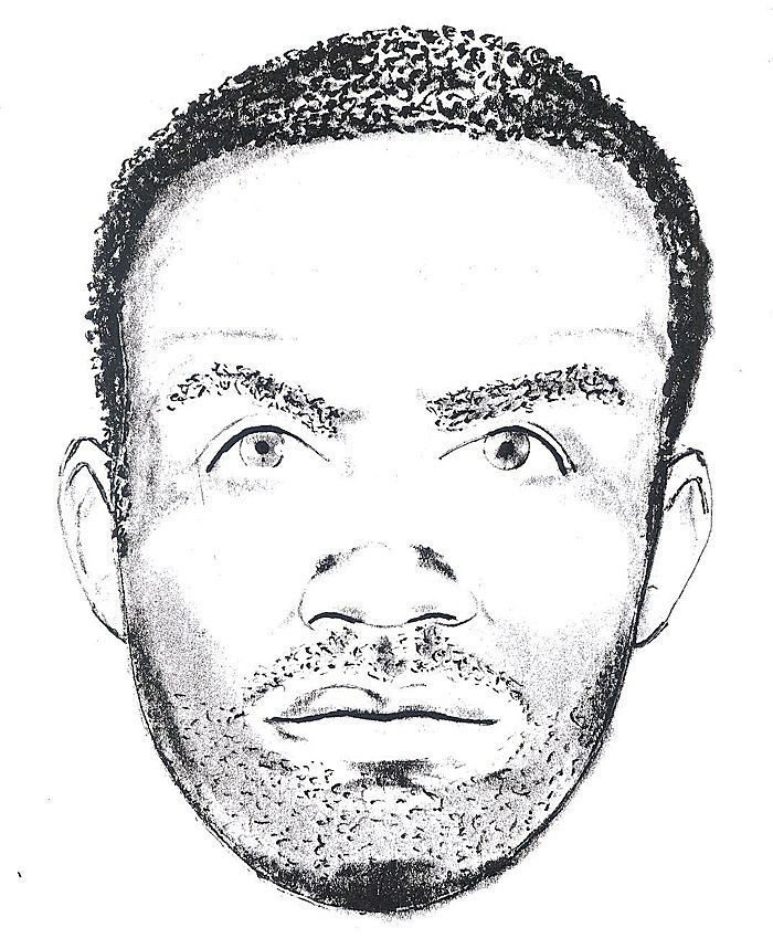 Charleston police release composite sketch of shooting suspect
