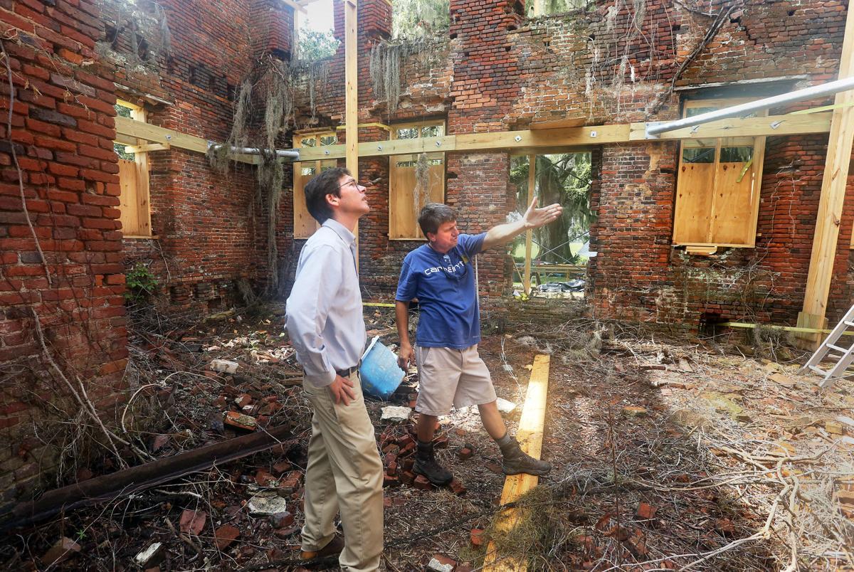 Brick House Ruin